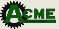 Acme Machine & Welding logo